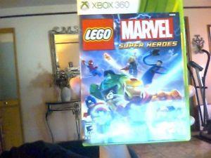 LEGO Marvel Super Heroes Xbox 360, 2013
