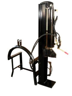 New 2013 30 Ton 3 Point Hitch Hydraulic Log Wood Splitter