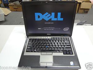 Dell Latitude D630 Intel Core 2 Duo 2 6GHz 1GB Memory 80GB HDD Wireless Used