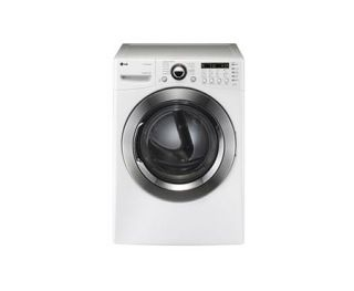 LG Front Load Steam Washer Dryer WM3360HWCA DLEX3360W Energy Star ASIS White