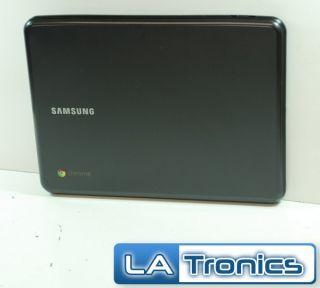 "Samsung Chromebook Series 5 XE500C21 AZ2US 12 1"" Intel Atom 1 66GHz 2GB 16GB SSD"