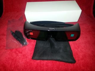 Official Sony Universal PlayStation 3 Active 3D Glasses CECH ZEG1U PS3 PS4