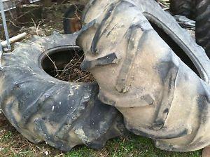 23 1 30 Goodyear Tires Case Gleaner Combine John Deere Tractor Pull 60