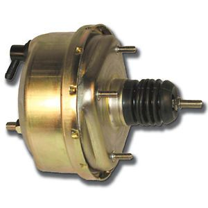 """7"""" Single Power Brake Booster Universal Fit for Hot Rods Chevy Ford"""