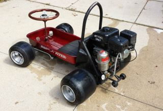 Go Kart Radio Flyer Ed Roth Inspired Hot Rod Gearzwhat Are You Working On