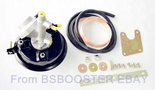 VH44 Brake Remote Booster for Mini Hot Rods Fitting Kit Brand New