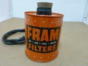 Vintage Fram Oil Filter