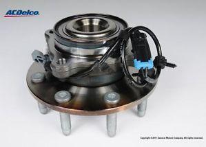 99 00 01 02 03 04 05 06 Chevrolet Truck K2500 Front Wheel Bearing Hub w Sensor