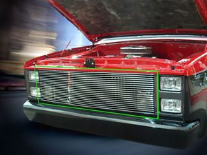 81 87 Chevy GMC Pickup Silverado Billet Grille 86 85