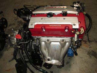 Acura RSX Type R JDM K20A DOHC I vtec Engine Wiring Motor Harness DC5 Long Block