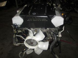 Nissan Infiniti Cima I30 Gloria Q45 JDM VQ30DET Engine VQ30 Turbo Motor VQ30 DET