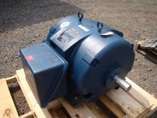 100HP Marathon Electric Motor 230 460V WAA042846
