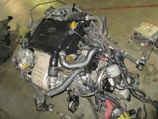 Toyota Celica st205 JDM 3SGTE Turbo Engine 5SPD Trans Wiring ECU 3S GTE Motor