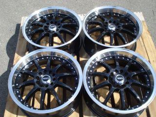 17 Chevy HHR LS Lt Malibu Cobalt SS Pontiac Solstice G6 G5 GT Black Rims Wheels