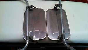 1948 1952 Ford F1 F100 Outside Door West Coast Mirrors Chevy Dodge