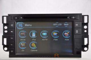 2008 11 Chevy Malibu Chevrolet DVD GPS Navigation Double DIN Radio Stereo 09 10