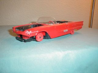 Monogram Model Car 1958 Ford Thunderbird Junkyard Car 1 24