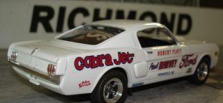 Hubert Platt Paul Harvey Ford Mustang 1 32nd Scale Slot Car Decals