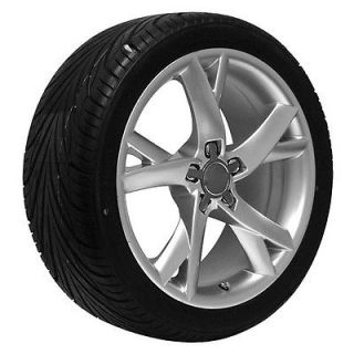 18 inch Audi Wheels Rims Tires Fit S4 S6 S8 A4 A6 A8 TT A3
