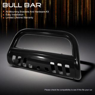 "02 06 Avalanche 1500 00 06 Suburban Tahoe 3"" Black Push Bull Bar Grille Guard"