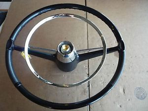 1955 56 Chrysler Steering Wheel Nice Original Hot Rat Rod Custom