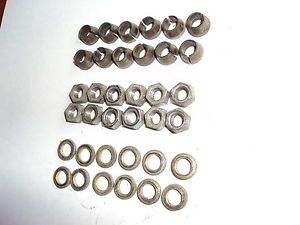 Toyota Pickup Truck 4Runner Hardware for Hubs 4WD 4x4 Cone Washers Nuts
