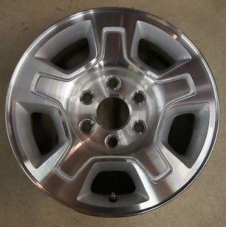 "Chevy Silverado Suburban Tahoe Avalanche Express 17"" Factory Wheel Rim 2"