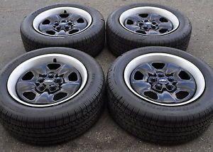 "18"" Chevrolet Camaro Wheels Rims Tires Factory Steel Wheels 5440"
