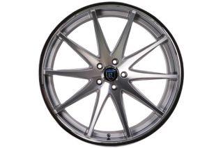 "22"" Mercedes Benz X164 GL450 GL550 GL Rohana RC10 Concave Silver Wheels Rims"