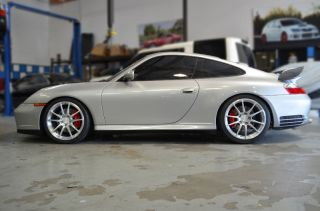 GT2RS Style 1pc Forged Wheels Porsche 996 997 Turbo 19""