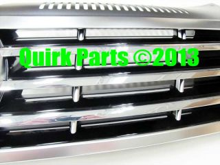 2012 2013 VW Volkswagen CC Front Radiator Grille Grill Replacement New