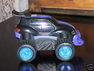 1997 Fantasy Battery Operated Car Purple Black