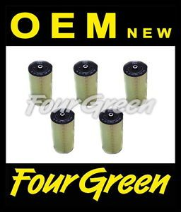 Ssangyong 93 05 Musso 96 05 Korando Oil Filter 5pcs Car Parts 6611803409 X5
