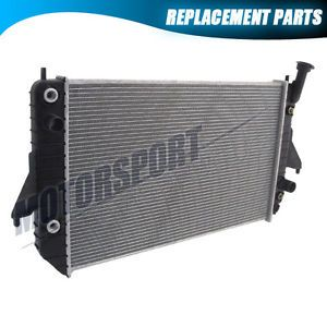 98 05 Chevrolet Astro GMC Safari Van V6 4 3L Auto 1 Row Cooling Radiator w EOC