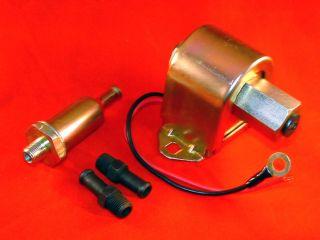 Electric Fuel Pump Universal 12V 4 6 PSI 29 GPH