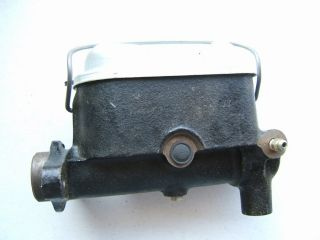 Bendix 1344 Brake Master Cylinder 1967 Ford w Power Front Disc Brakes