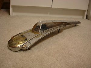 Original Vintage Chevy Chevrolet Pickup Truck Hood Ornament Chrome 1947 1948