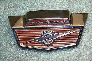 Ford Truck Hood Emblem Front Badge F100 F250 1965
