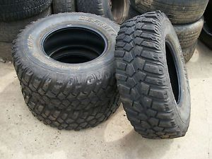 "3 Definity Dakota M T 31x10 50 R15 Lt 15"" inch Mud 4x4 SUV Off Road Tires Wheel"