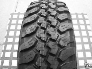 "4 New 265 70 17 Buckshot XMT Mud Tires LT265 70R17"""