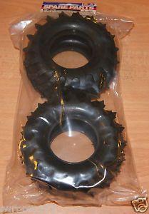 Tamiya 50374 Monster Beetle Wild Dagger Mud Blaster Pin Spike Tyres Tires NIP