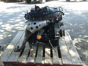 Toyota Tacoma Engine