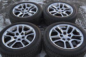 """Chevrolet Malibu 17"""" Chrome Wheels Rims Tires 2013 2014"""