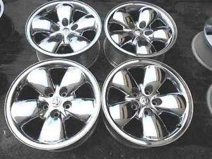"""Dodge RAM 20"""" Chrome Alloy Wheel Rims Rim Set LKQ"""