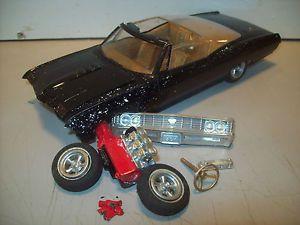 1967 Chevy Impala Model Kit