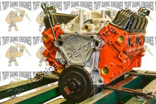 Chrysler Dodge Mopar Plymouth 360 400HP Crate Engine by Tuff Dawg Engines