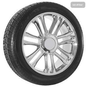 Cadillac Escalade 22 Rims Tires