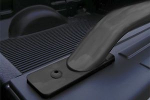 99 03 Chevy Silverado 6 5 ft Box Stake Pocket Bed Rails Black Truck Bed