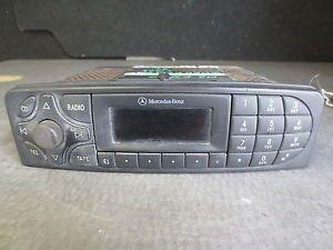 Mercedes C240 C320 Cassette Player Radio Stereo 2001 2002 2003 2004