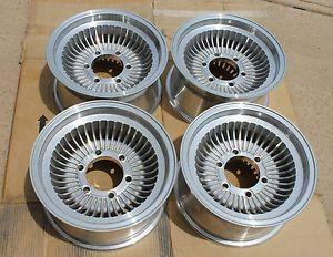 American Racing Turbine Wheels 6 Lug Mazda Nissan